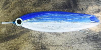 7-inch 3 x Cavala//Mackerel Offshore Marlin//Tuna//Sailfish Tube Flies